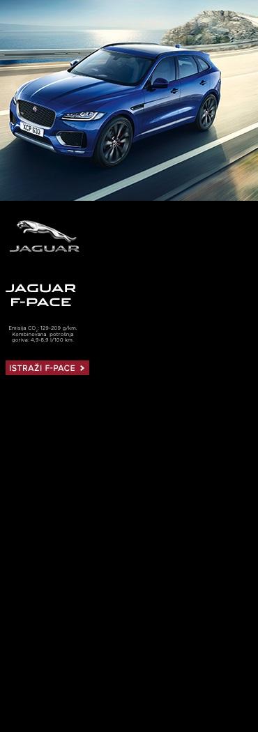 Jaguar fpace - desno