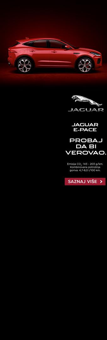 Jaguar Q4  -levo