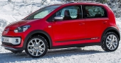 Volkswagen Cross Up na Salonu u Ženevi