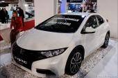 Sajam automobila u Beogradu 2013 - Honda turbodizel 1.6 i-DTEC