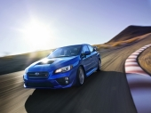 "Svetska premijera novog Subaru ""wrx"" modela"