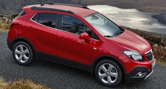 Bestseler: Opel Mokka dostigla 500.000 porudžbina