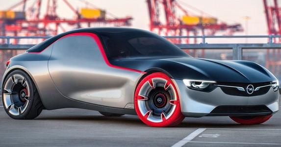 Opel GT concept i zvanično