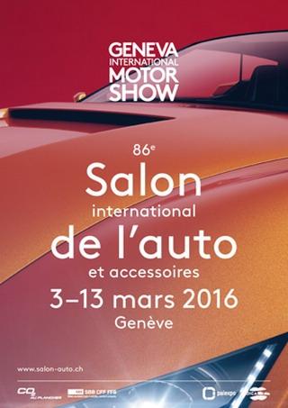 Lista noviteta za sajam automobila u Ženevi