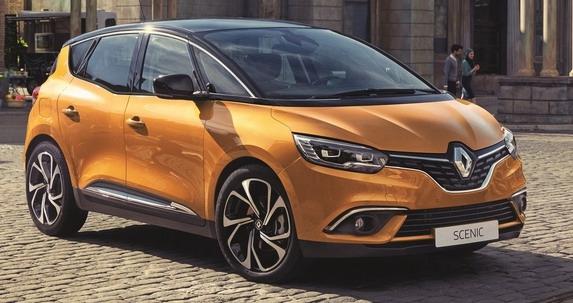 Novi Renault Scenic: prve zvanične slike