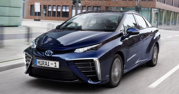 Toyota MIRAI premijerno u Beogradu