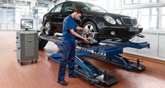 Mercedes-Benz prolećna servisna akcija