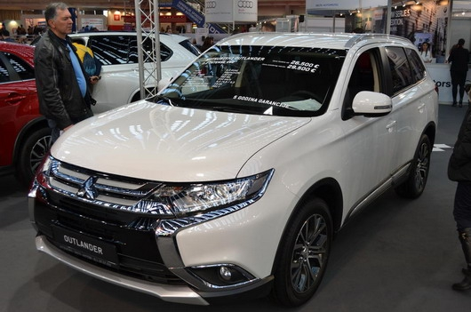 Mitsubishi Outlander i ASX po akcijskm cenama