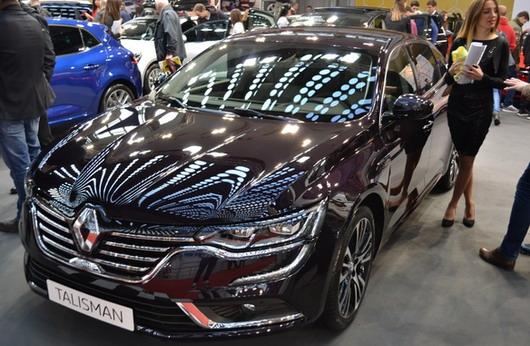 Renault Talisman u Srbiji od 19.990 evra