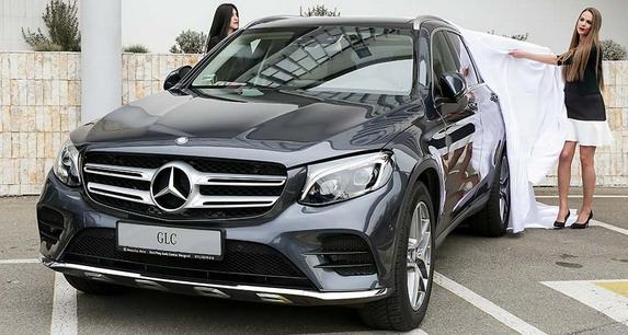 Ekološka priznanja za Mercedes GLC 350E 4MATIC, AMSS i Toyotu