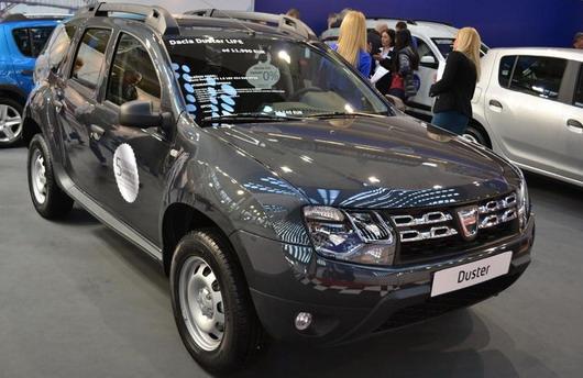 Dacia na BG Car Show-u