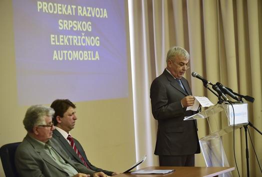 Konferencija i prezentacija projekta srpskog električnog automobila