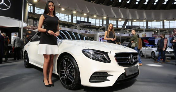 Specijalna sajamska ponuda Mercedesa traje do 30. aprila