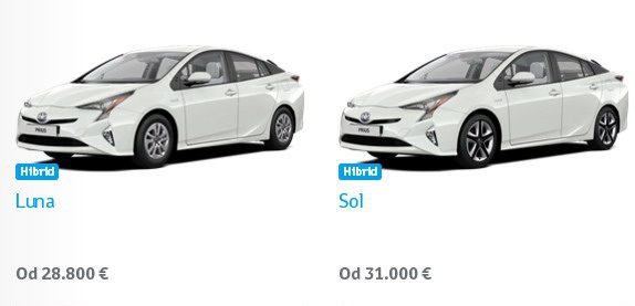 Nova Toyota Prius u Srbiji od 28.800 evra