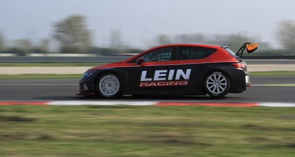Lein Racing testirao na Slovakiaringu