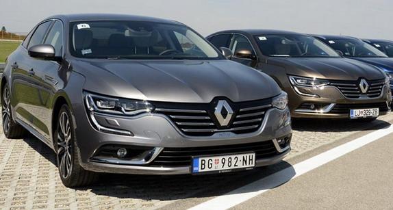 Počela prodaja Renault Talismana