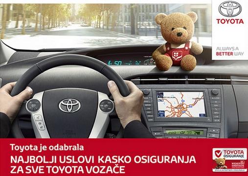 Novo: Toyota osiguranje