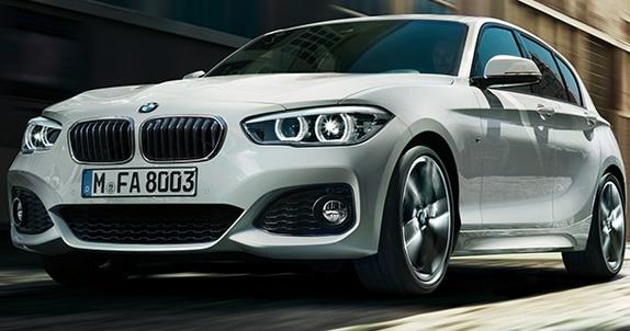 BMW Serije 1 sa paketom uštede od 3.000€