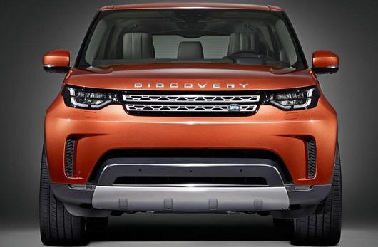 Novi Land Rover Discovery na sajmu u Parizu