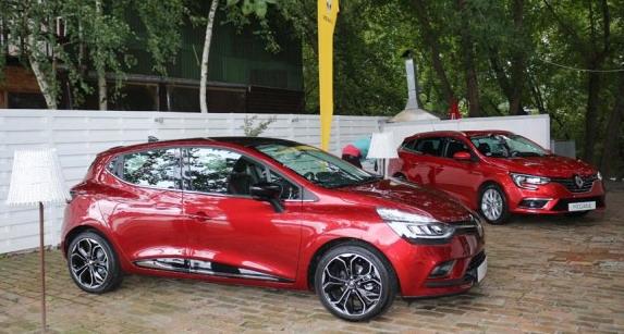 Renault Megane Grandtour i redizajnirani Clio stigli u Srbiju