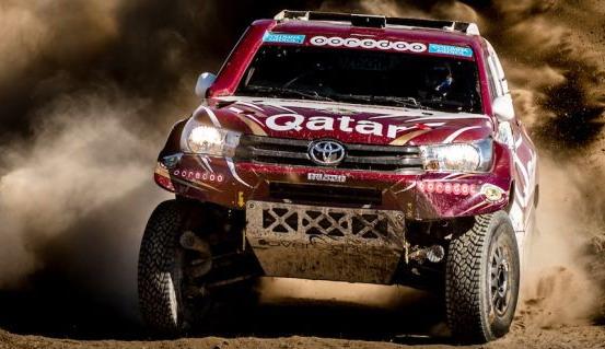 Novi Toyota Dakar vozač uzima Reli titulu u Hilux-u