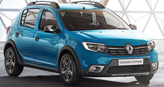 Renault Sandero i Logan facelift