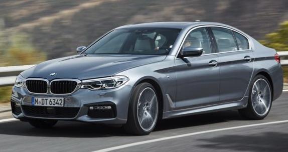 Novi BMW Serije 5 i zvanično
