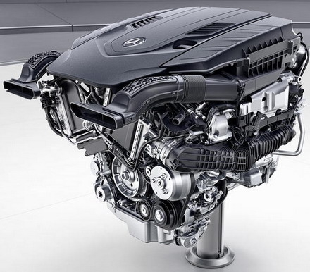 Mercedes S klase sa novim motorima