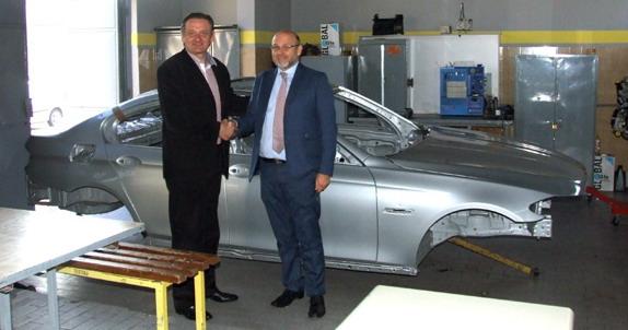 Donacija Delta Motorsa Saobraćajno–tehničkoj školi u Zemunu