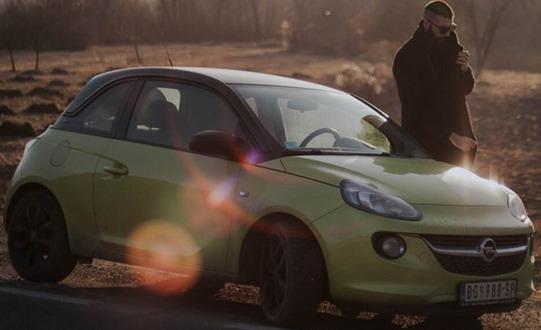 Nichim Izazvan - novi Opel brand ambasador