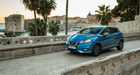 Nissan predstavlja Micru pete generacije novinarima u Dubrovniku