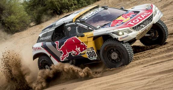 Prvo, drugo i treće mesto za Peugeot 3008DKR na Dakar Rally-u 2017