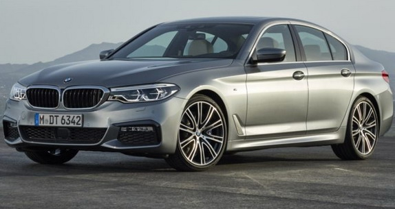 Novi BMW Serije 5 u Srbiji od 45.500 evra