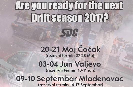 Spremni za novu Drift sezonu?