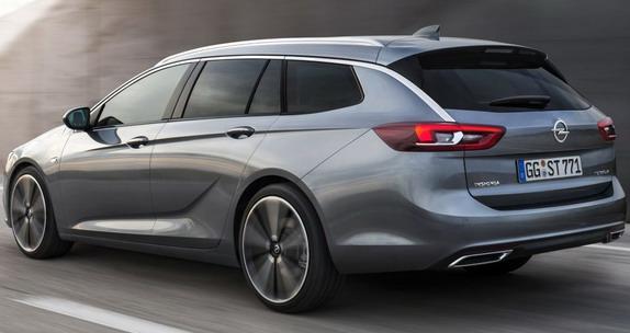 Novi Opel Insignia Sports Tourer i zvanično