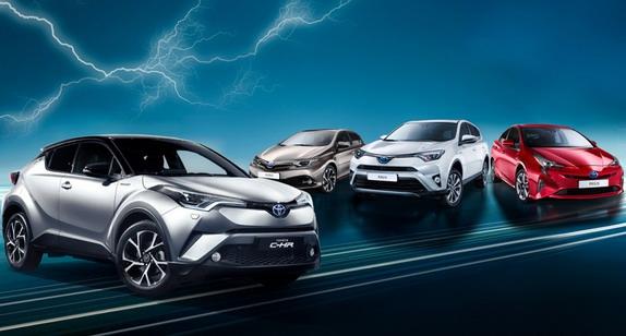 Sajamska ponuda Toyota hibrida: eko subvencija do 3.000 evra