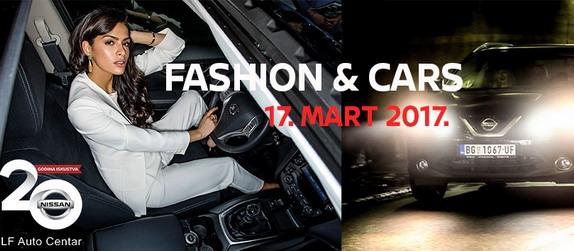 Nissan LF Auto Centar: Fashion&Cars