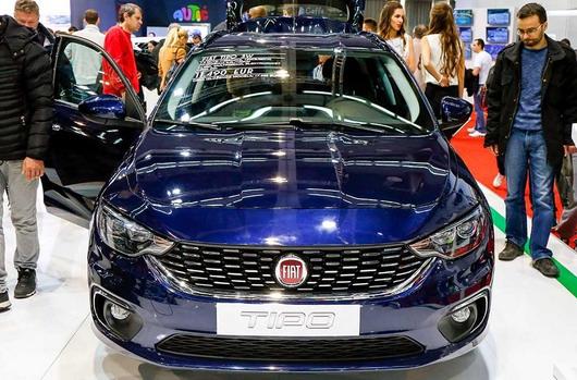 Fiat na sajmu u Beogradu: I putnički i komercijalni program