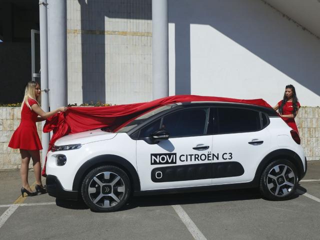 Dodeljena EKO priznanja na salonu automobila