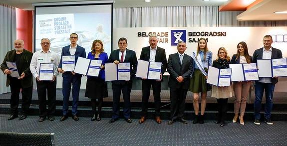 Dodeljene velike nagrade Beogradskog sajma