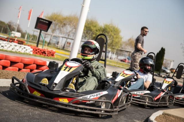 Autokomerc Karting Centar – otvorena sezona 2017.