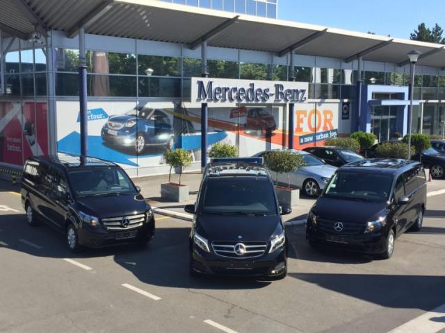 Ekskluzivna ponuda prestižnih modela Mercedes-Benz i Smart u EUROPCAR
