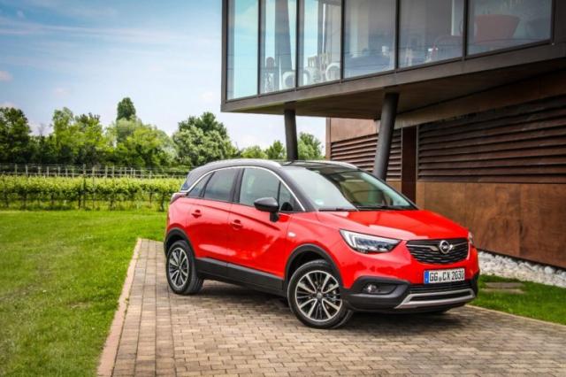 Dodatni sistemi vozačke asistencije za Opel Crossland X