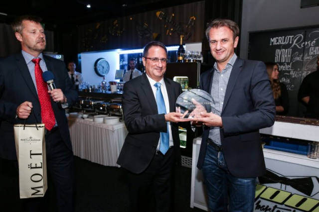 British Motors proglašen za najuspešniju kompaniju godine JLR grupe u Adria regionu