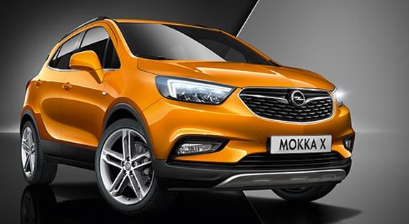 Ponuda za Opel Mokku X