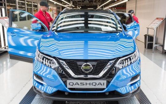 Počela proizvodnja Nissana Qashqai facelift