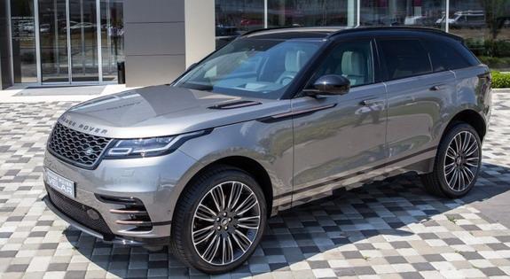 Range Rover Velar stigao u Srbiju