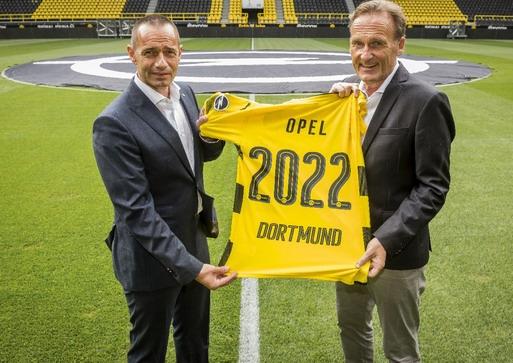 Opel i Borussia potpisali dugoročno produženje ugovora