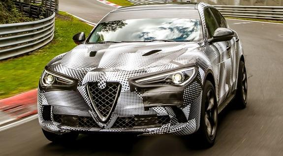 Alfa Romeo Stelvio Quadrifoglio je najbrži serijski SUV sa rekordnim vremenom na Nirburgringu