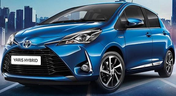 Toyota Yaris Hybrid za 18.150 evra